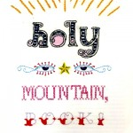 HOLY★MOUNTAIN,BOOK ! #1 PENIS SLAP