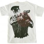 Cops Lives Don't Matter Tシャツ(クリーム)