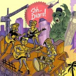 Shh…Diam! – Attack of The Kongketron CD