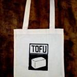 TOFU バッグ(S)31 × 27cm