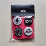 QUERIDA'S BUTTON PACK