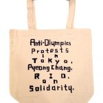 Anti-Olympics Tote Bag