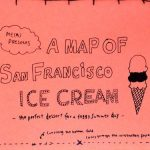 A Map of San Francisco Ice Cream