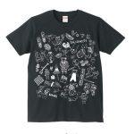 NEW VOTE Tシャツ/ブラック