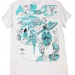 "Tetsunori Tawaraya ""June Scratch"" T-shirt"