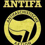 Zona Antifa ステッカー