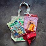 2020 Institute of Barbarian Books Tote Bag Bundle