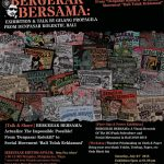 <BERGERAK BERSAMA/共に動く>デンパサール・コレクティブのギラン・プロパギラの展示&トーク
