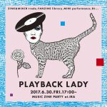 PLAYBACK LADY